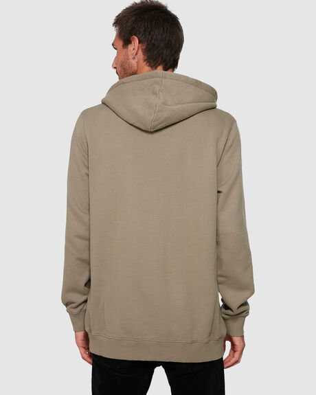 MENS FLAME PULL ON HOOD