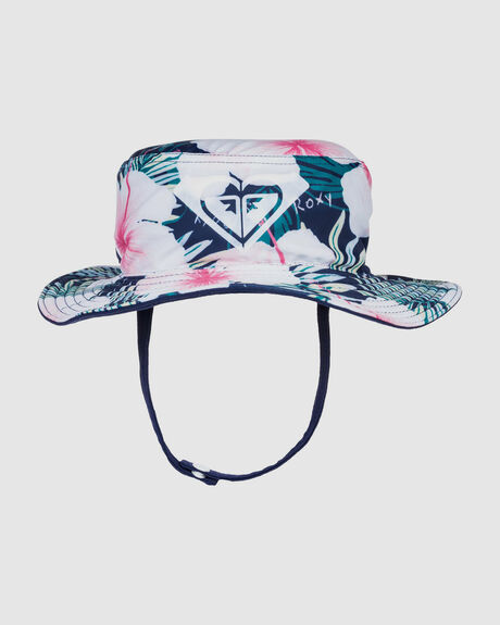GIRLS NEW BOBBY RVERSIBLE BUCKET HAT