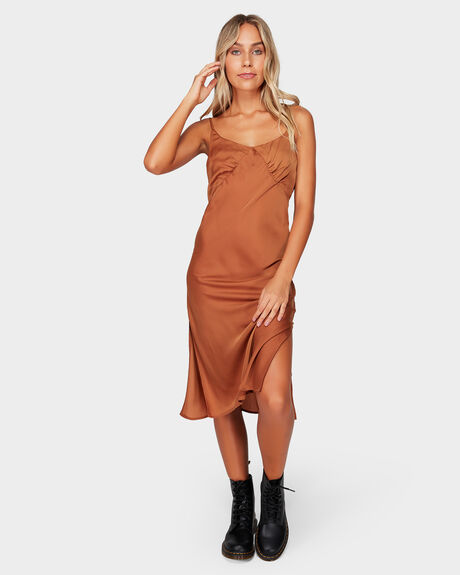 SUNDANCE SLIP DRESS