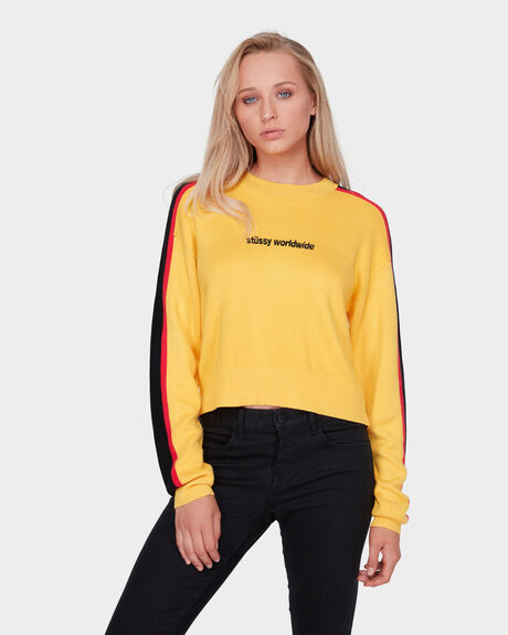CARLSON CROP JUMPER