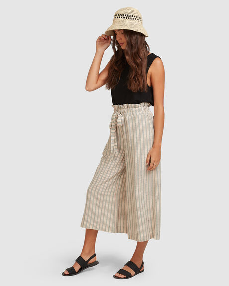 SANCTUARY STRIPE CULOTTE