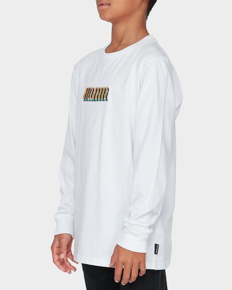 TEEN DEEP WOBBLE LONG SLEEVE TEE