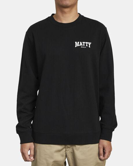 MATTYS CREW FLEECE