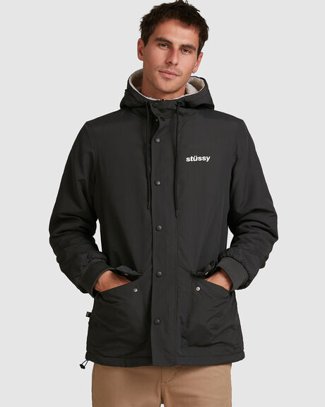 MENS TAHOE REVERSIBLE SHERPA JACKET