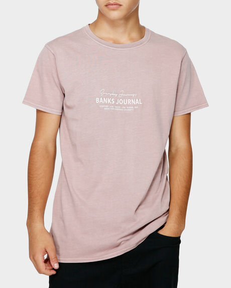 TOKEN FADED SHORT SLEEVE TEE