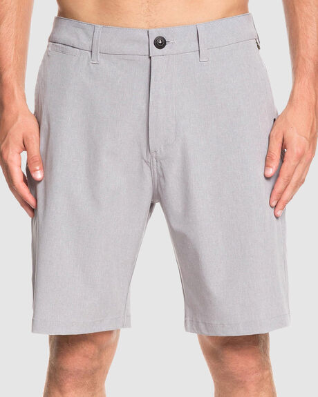 UNION HEATHER AMPHIBIAN SHORTS