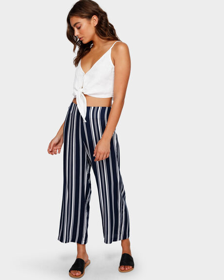 STRIPE DOWN PANT