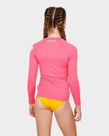FUNNY WAVES LONG SLEEVED UPF 50 RASH VEST