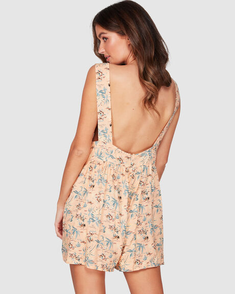 CABO COCO ISLE PLAYSUIT