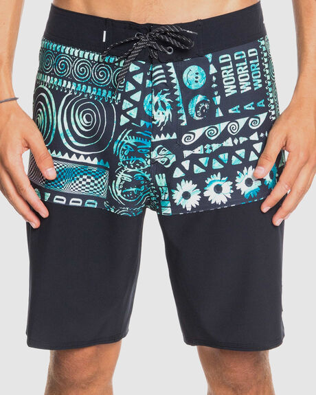 "MENS HIGHLINE DIVISION 19"" BOARDSHORTS"