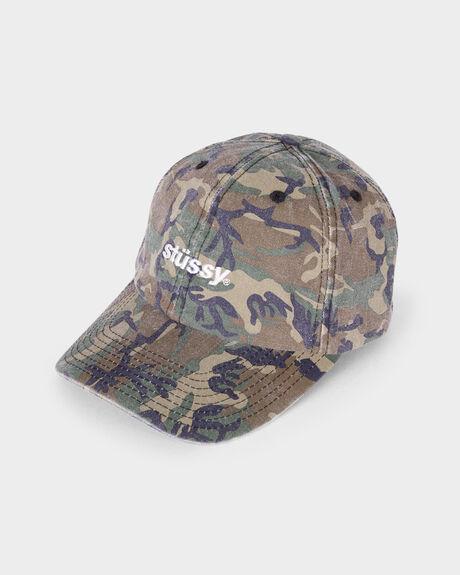 ITALIC CAMO CAP