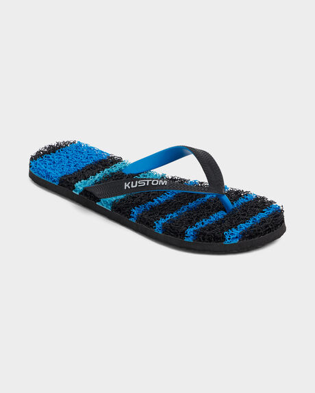NOODLE SUPER STRIPE BLACK/BLUE