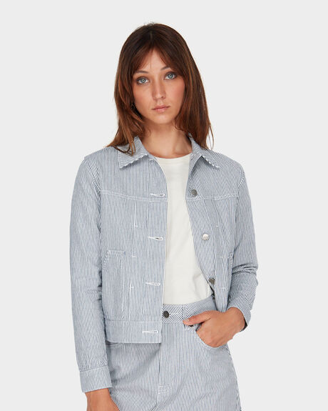GARN DENIM JACKET
