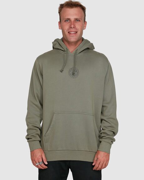 MENS RAVE BALL PULLOVER HOODIE