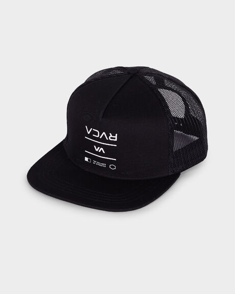 RVCA BETWEEN THE LINES TRUCKER