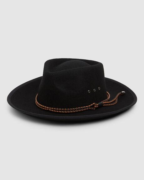 STOOP FELT HAT