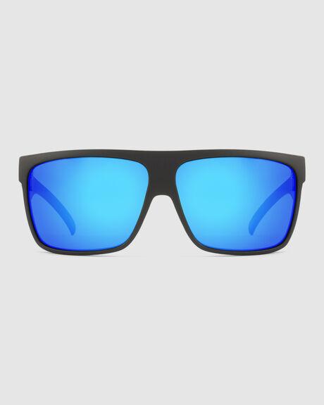 YOUNG BLOOD REFLECT MATTE BLACK/MIRROR BLUE