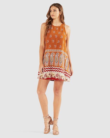 HELOISE SHORT DRESS