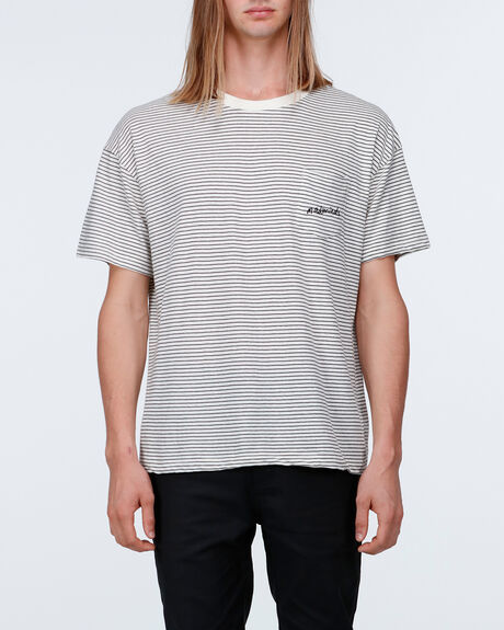 GRAVEL STAINS SS TEE