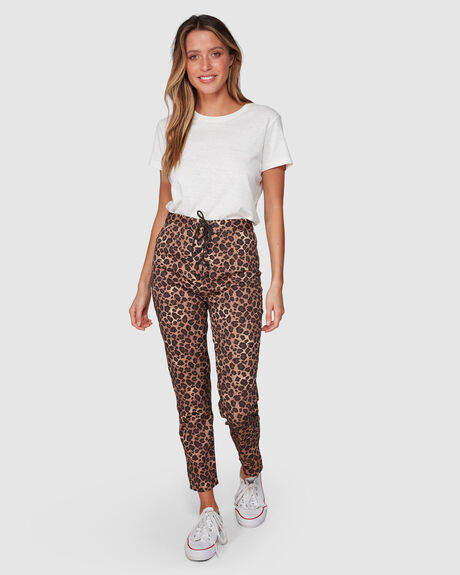 Leopard Moss Slim Fit Pant Surf Dive N Ski A flattering style to dress up and down. leopard moss slim fit pant surf