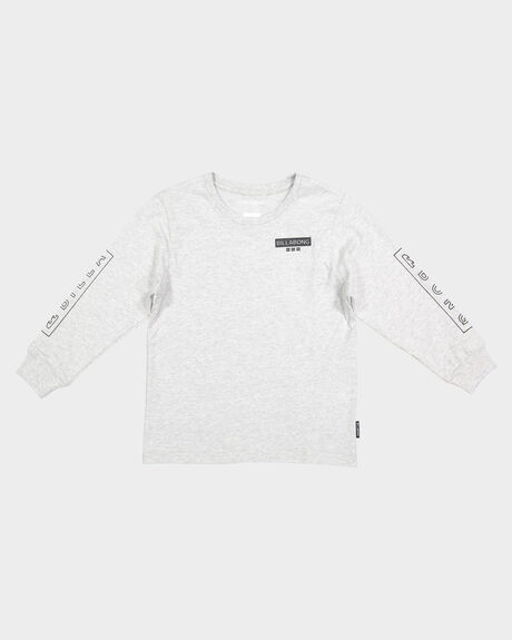 COLOUR TECH L/S TEE