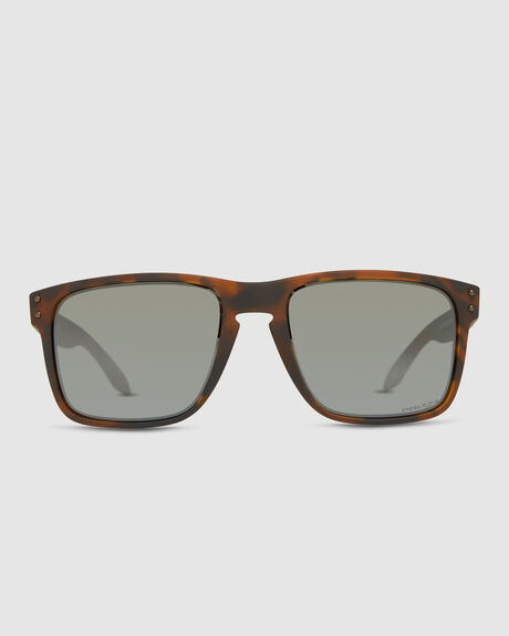 HOLBROOK XL MATTE BROWN TORTOISE W/ PRIZM BLACK