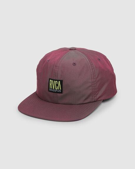 HAZED CAP