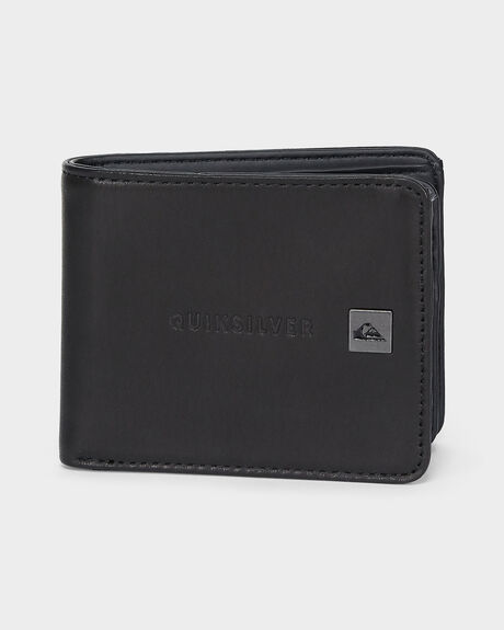 MACK VII LEATHER WALLET