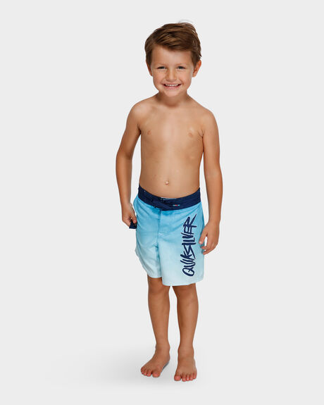 BLACKEND BOY BOARDSHORT