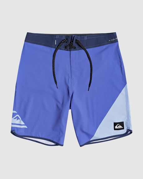 "BOYS 2-7 HIGHLINE NEW WAVE 12"" BOARDSHORTS"