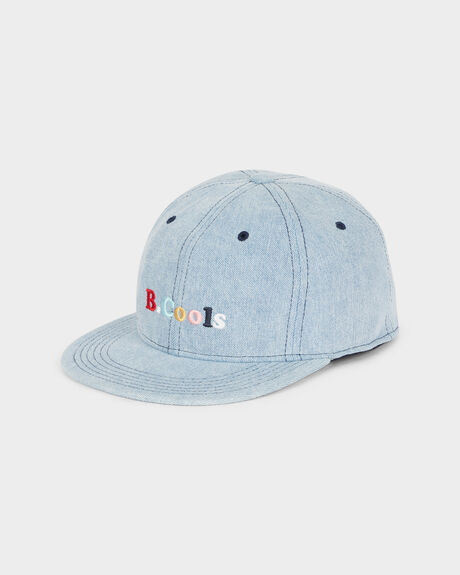 B.COOLS BASEBALL 6 PANEL CAP