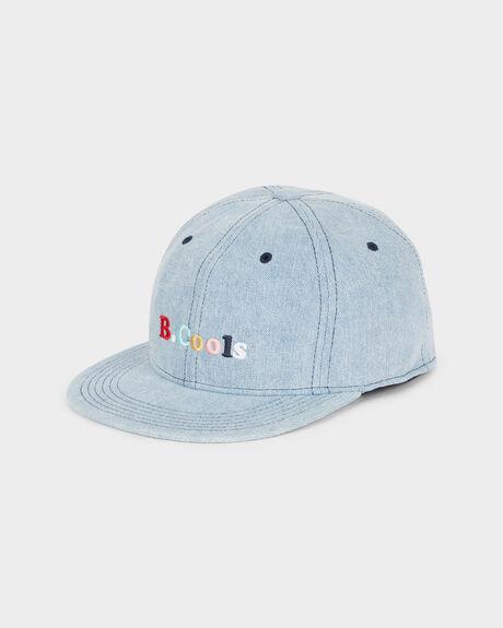 B.COOLS BASEBALL 6 PANEL CAP