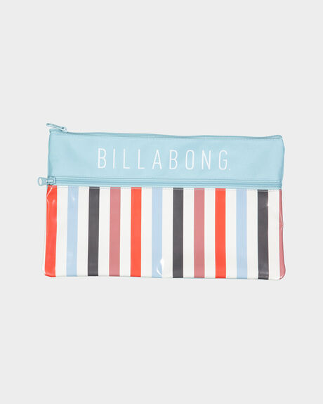 FUNFAIR STRIPE PENCIL CASE