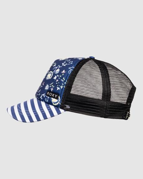 GIRLS HONEY COCONUT TRUCKER CAP
