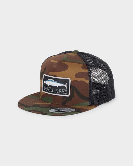 WAHOO TRUCKER CAP