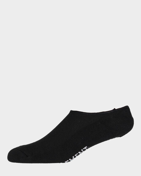 ELEMENT NUDIE SOCK BLACK