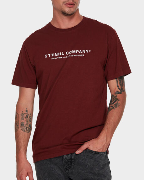 BLVD  SHORT SLEEVE TEE