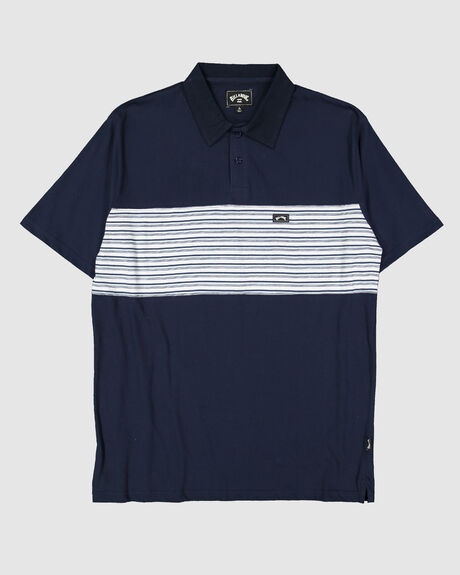 BANDED DIE CUT POLO