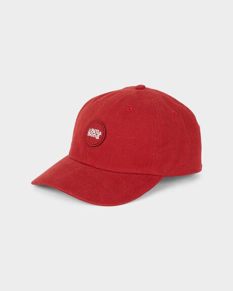 PIERMONT SNAPBACK CAP