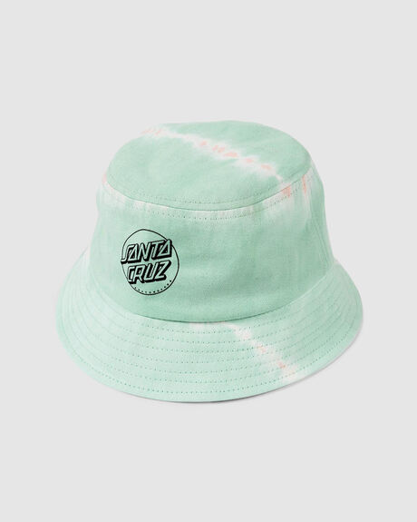 RIPPLE BUCKET HAT