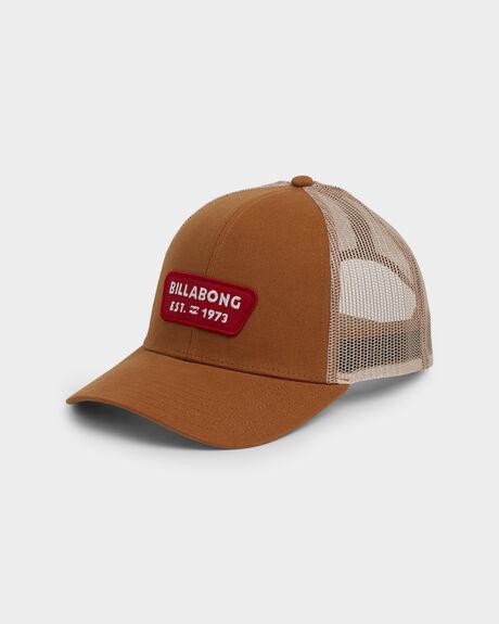 WALLED TRUCKER CAP