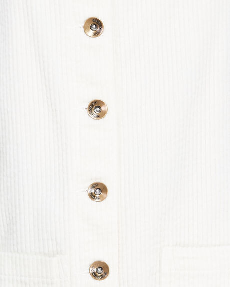 CORD LINES PINAFORE DRESS