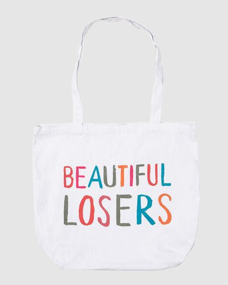 BEAUTIFUL LOSERS TOTE