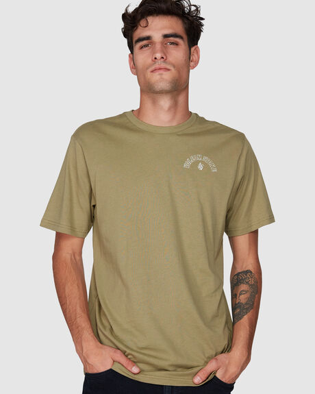 SOLDIER SHORT SLEEVE TEE