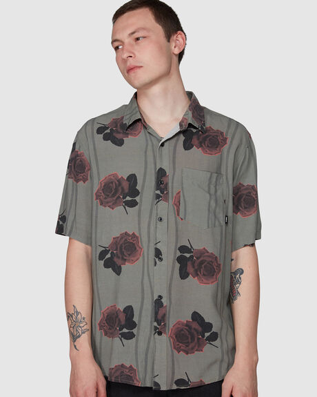 ROSE LENS SHORT SLEEVE SHIRT