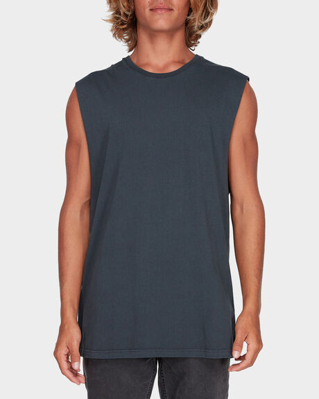 PREMIUM WAVE WASH MUSCLE TANK