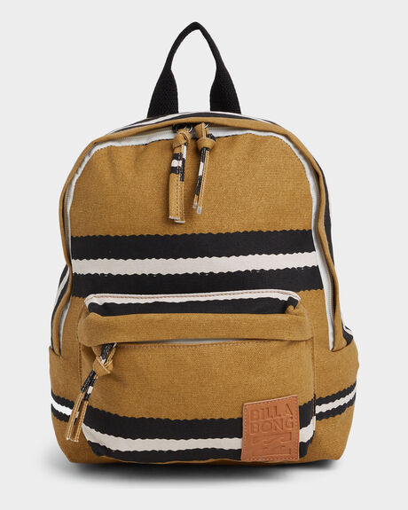 MINI MAMMA STRIPE BACKPACK