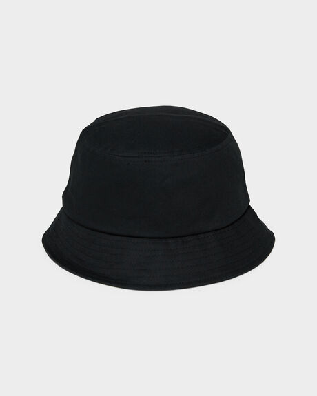 FLAME STRIP BUCKET HAT