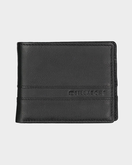 BOUNDARY RFID 2 IN 1 WALLET