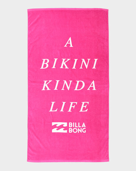 BILLABONG BIKINI KINDA LIFE TOWEL